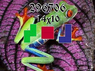 Puzzle полимино №296706