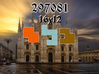 Puzzle полимино №297081