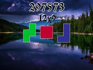 Puzzle полимино №297573