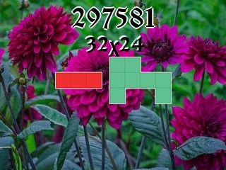 Puzzle полимино №297581
