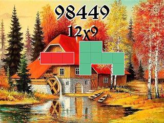 Puzzle полимино №98449
