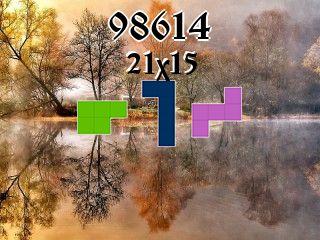 Puzzle полимино №98614