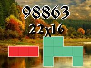 Puzzle полимино №98863