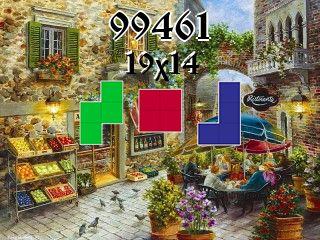 Puzzle полимино №99461