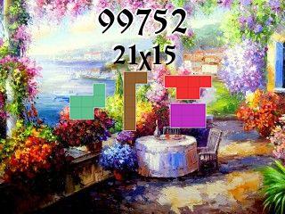 Puzzle полимино №99752