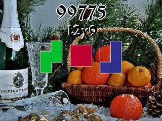 Puzzle полимино №99775