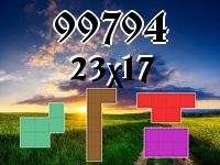 Puzzle полимино №99794