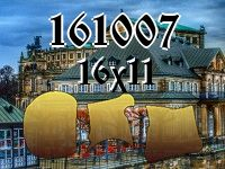 Puzzle №161007