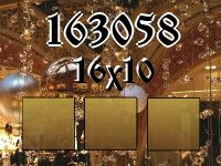 Puzzle №163058