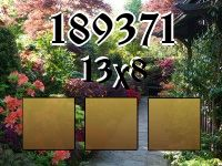 Puzzle №189371