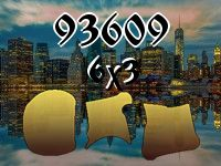 Puzzle №93609