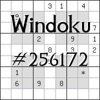 Vindoku №256172