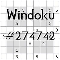 Vindoku №274742