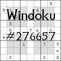Vindoku №276657
