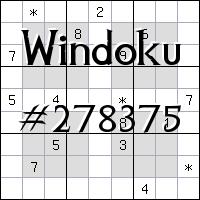 Vindoku №278375