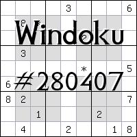 Vindoku №280407
