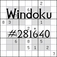 Vindoku №281640