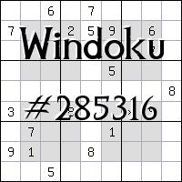 Vindoku №285316