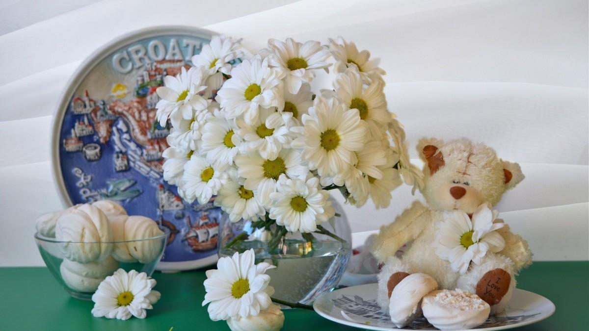 Puzzle Sammeln Puzzle Online - Bouquet