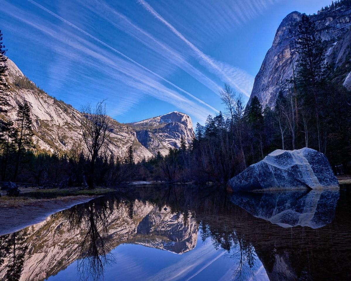 Puzzle Sammeln Puzzle Online - Mountain lake