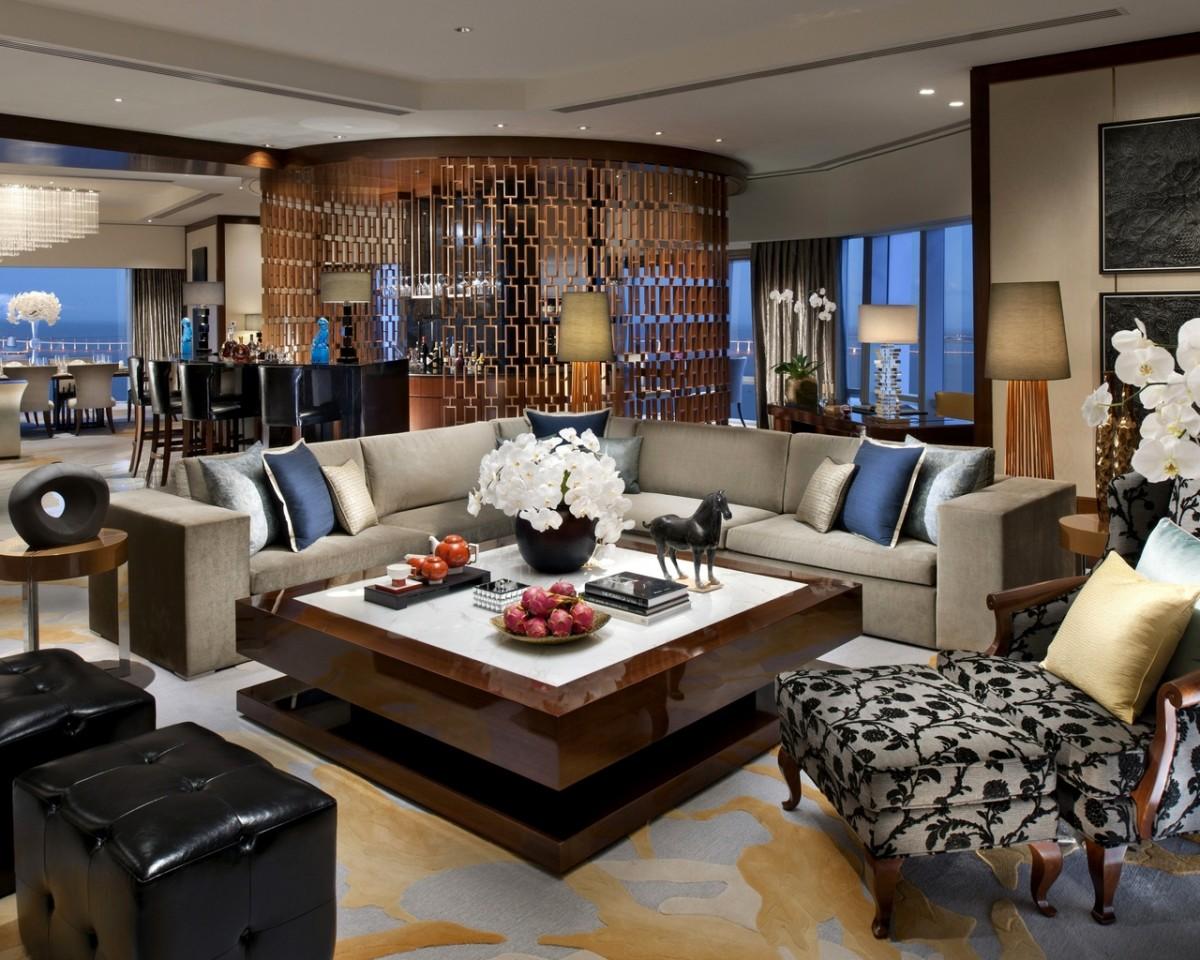 Puzzle Sammeln Puzzle Online - Living room
