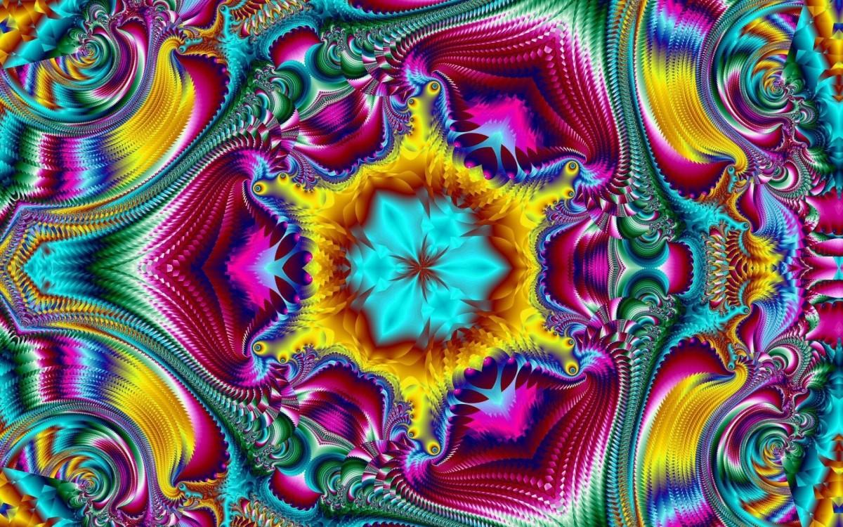 Puzzle Sammeln Puzzle Online - Kaleidoscope