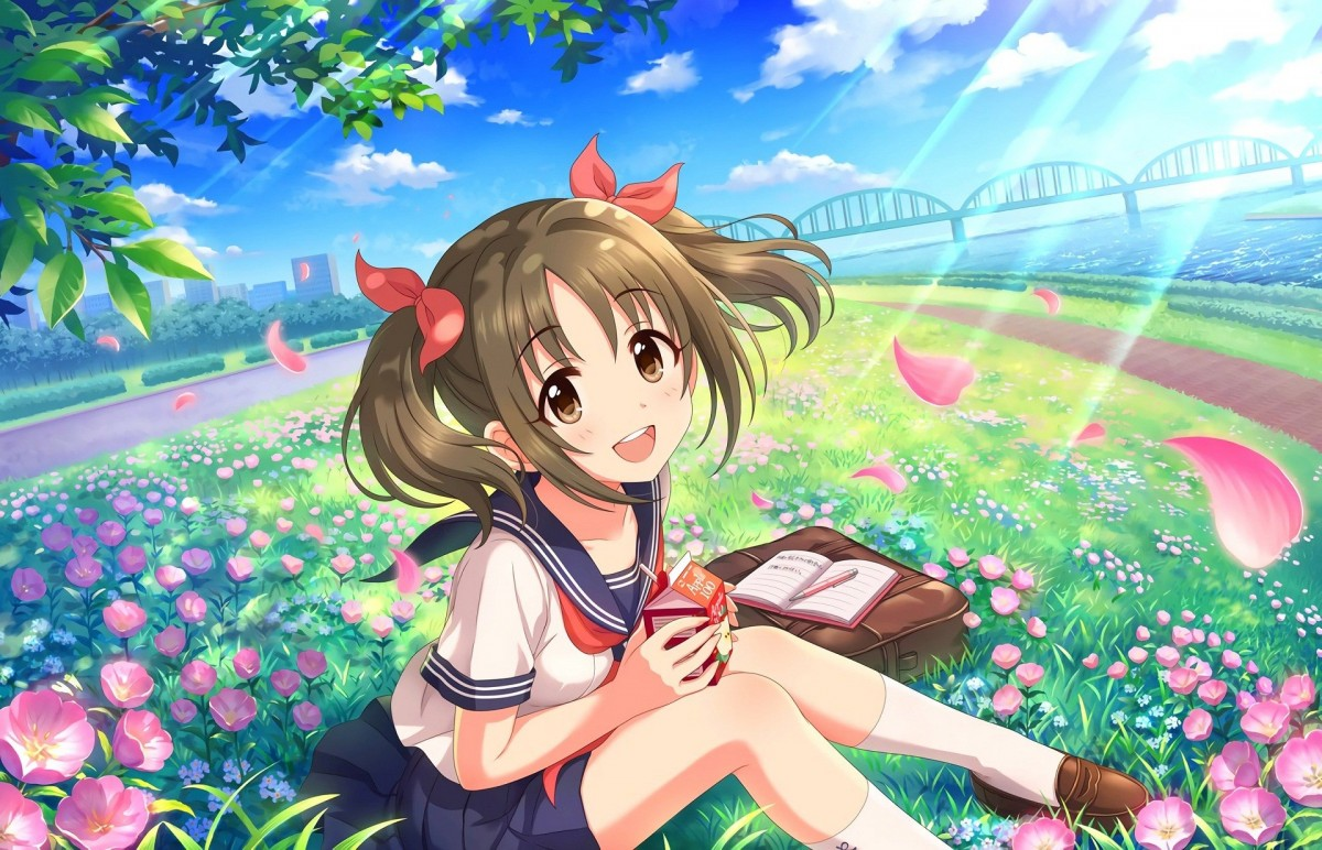 Puzzle Sammeln Puzzle Online - Miria Akagi