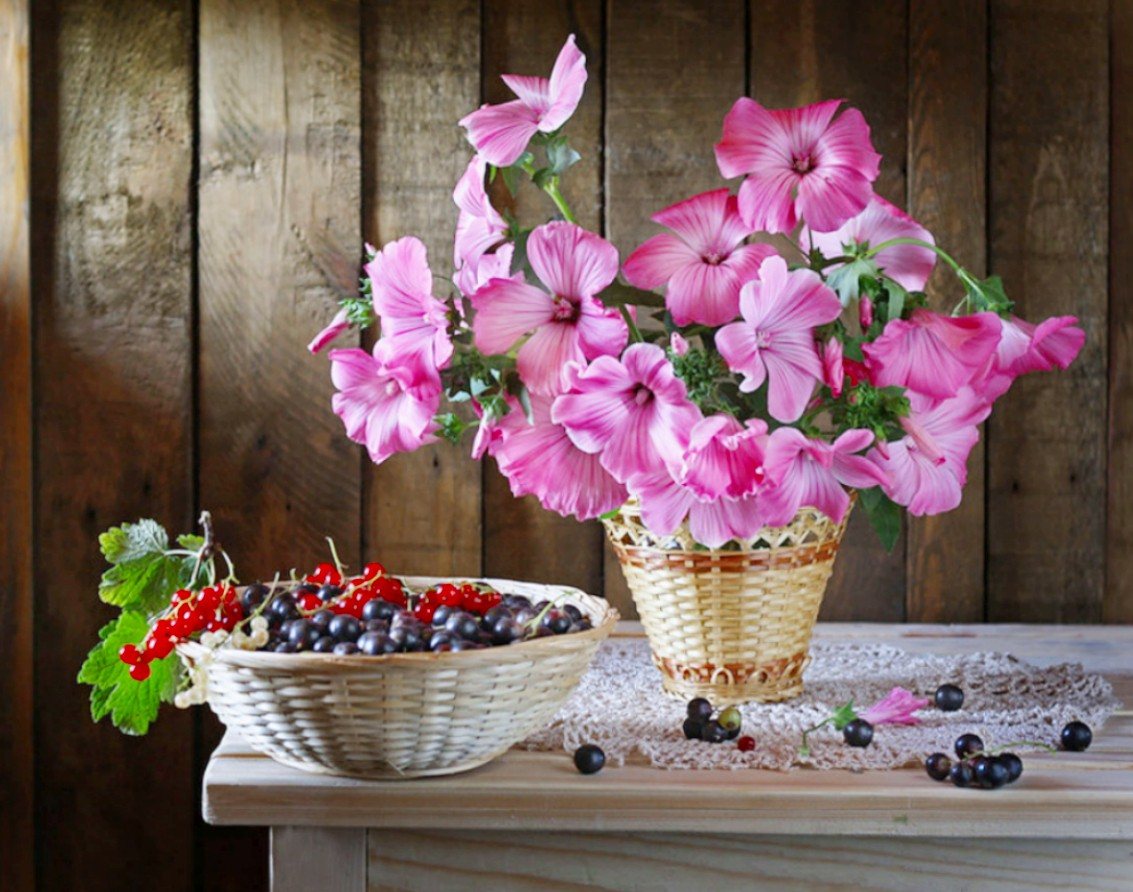 Puzzle Sammeln Puzzle Online - Still life with Mal