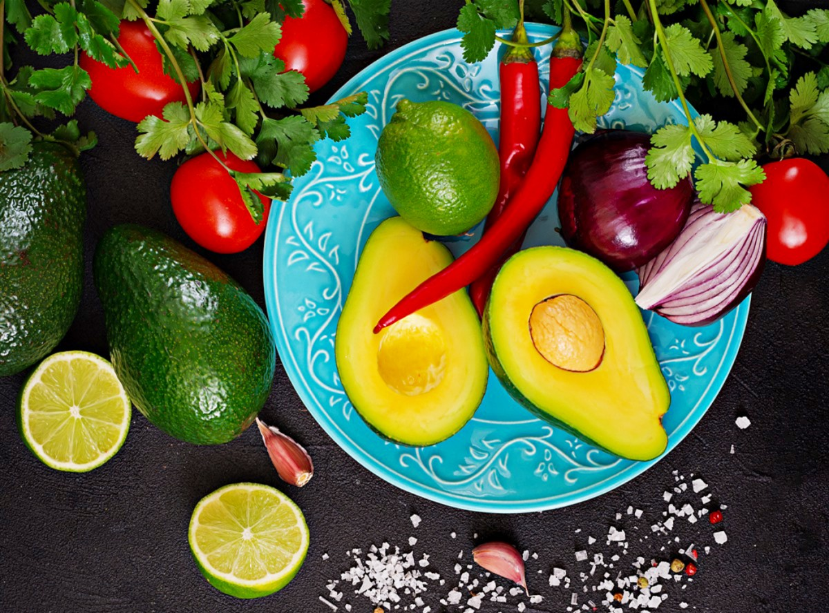 Puzzle Sammeln Puzzle Online - Vegetables and fruits