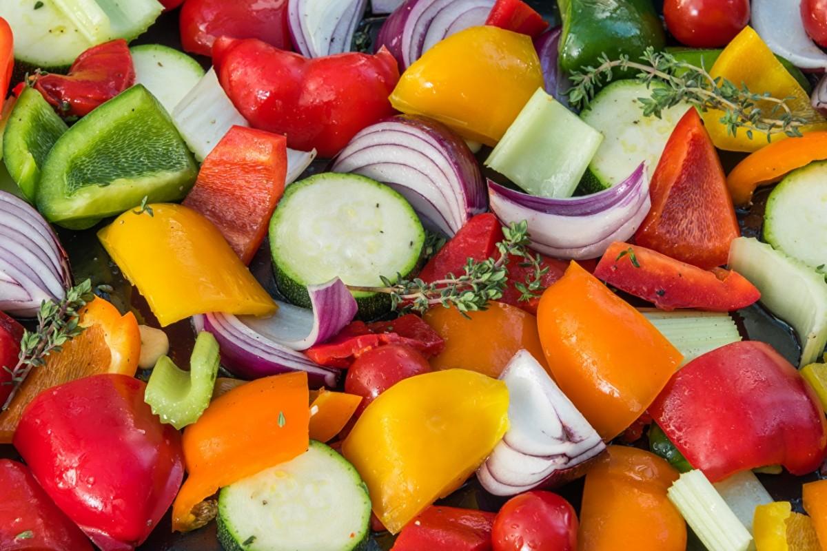 Puzzle Sammeln Puzzle Online - Salad