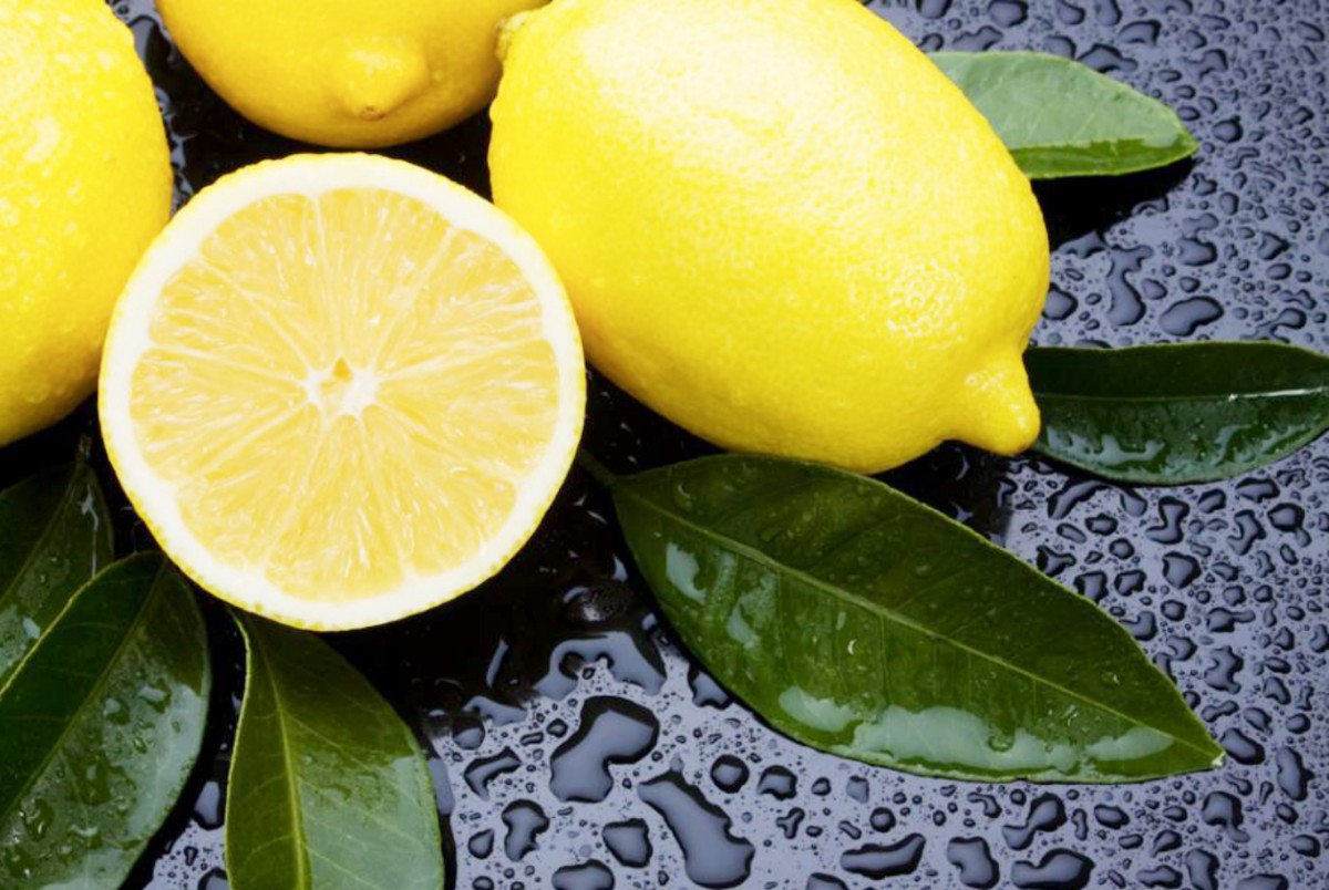Puzzle Sammeln Puzzle Online - Juicy lemons