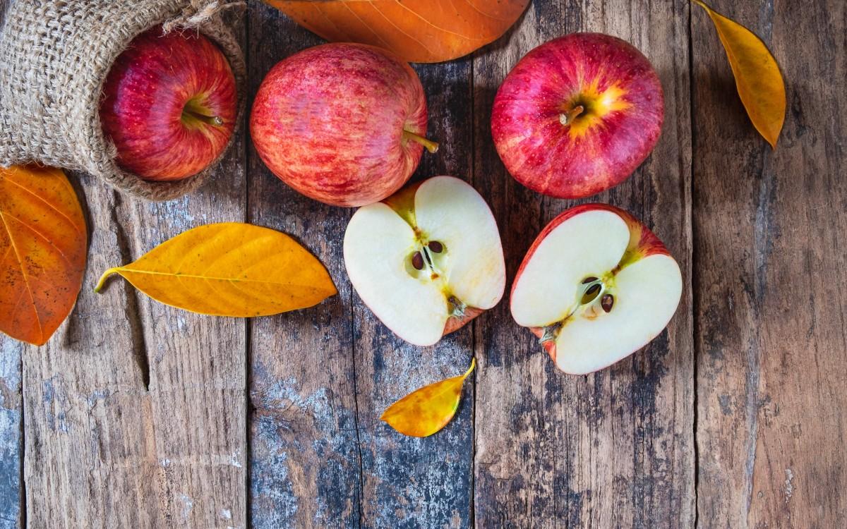 Puzzle Ripe apples