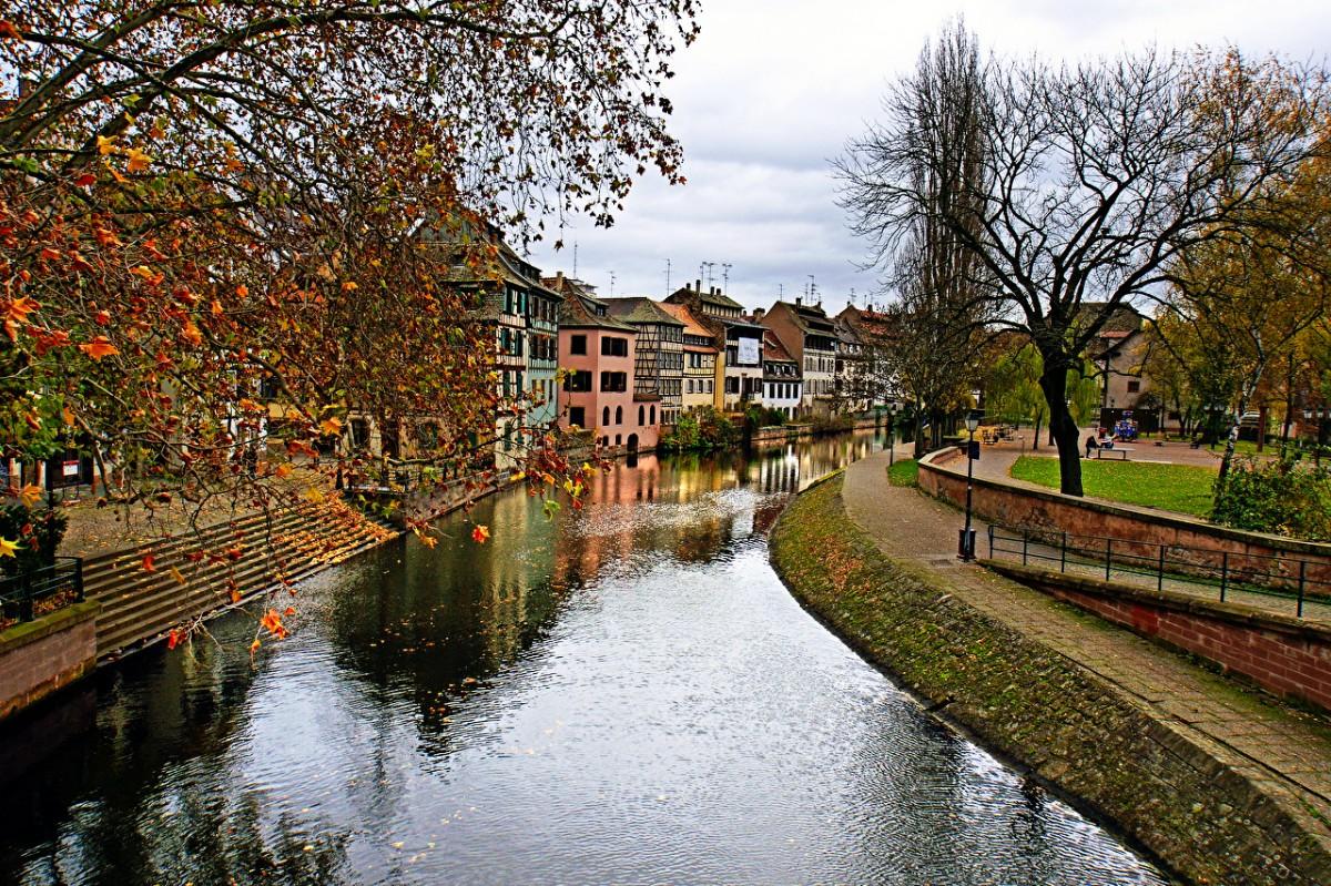 Puzzle Sammeln Puzzle Online - Strasbourg