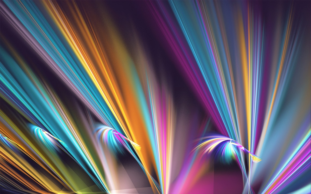 Puzzle Sammeln Puzzle Online - Colorful lines