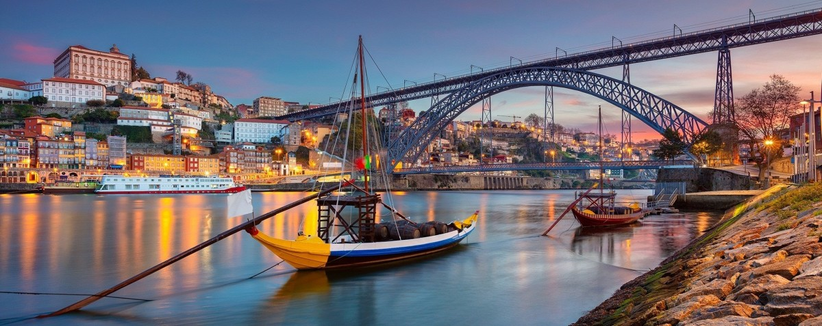 Puzzle Sammeln Puzzle Online - Vila Nova de Gaia
