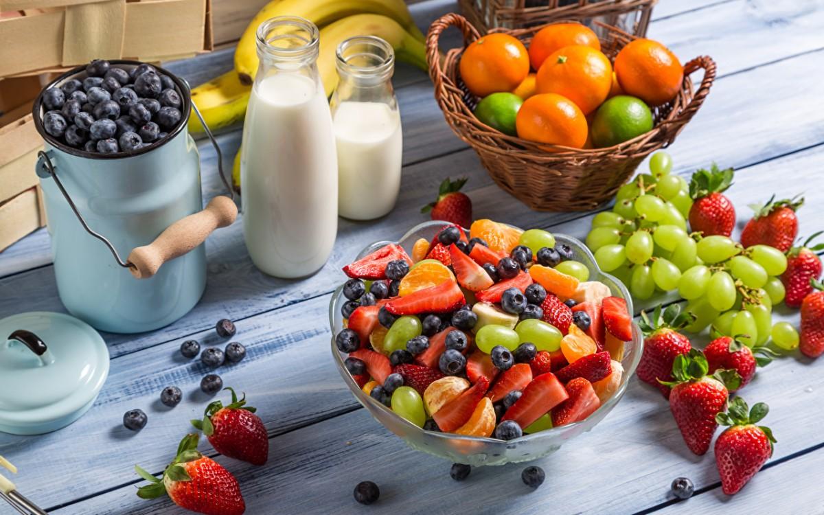 Puzzle Sammeln Puzzle Online - Vitamin abundance