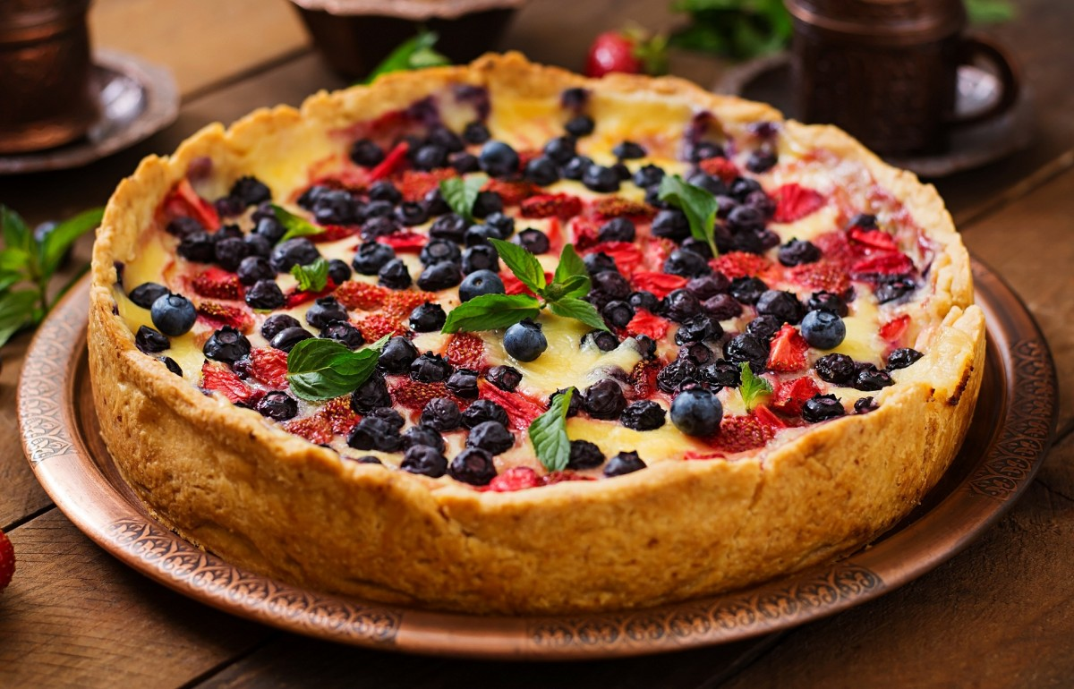 Puzzle Sammeln Puzzle Online - Berry pie