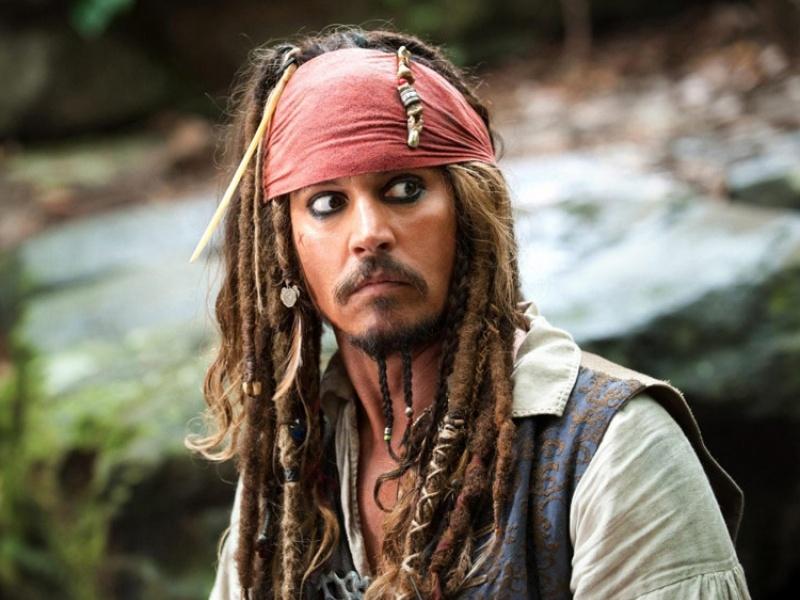 Puzzle Sammeln Puzzle Online - Jack Sparrow
