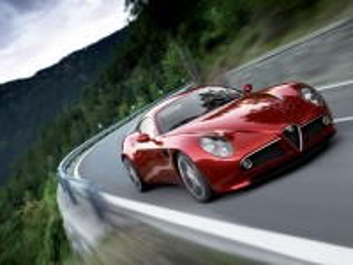 Собирать пазл Alfa Romeo онлайн