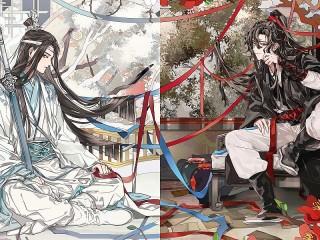 Собирать пазл Anime collage онлайн