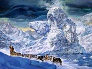 Собирать пазл Arkticheskiy Aysberg онлайн