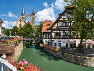 Собирать пазл Baden Baden онлайн