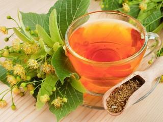 Собирать пазл Linden tea онлайн