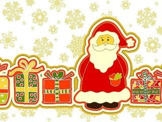 Собирать пазл Ded Moroz i podarki онлайн