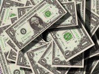 Собирать пазл Dollar bills онлайн