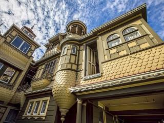 Собирать пазл The Winchester Mystery House онлайн