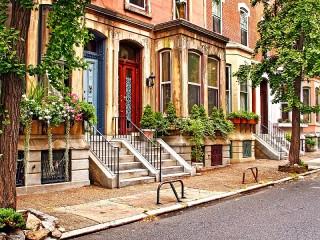 Собирать пазл Philadelphia USA онлайн
