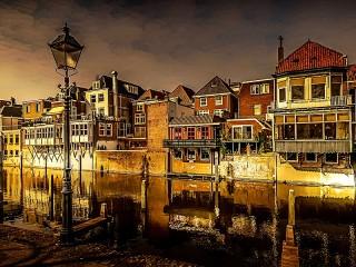 Собирать пазл Gorinchem, The Netherlands онлайн