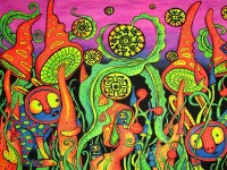 Собирать пазл Mushroom forest онлайн