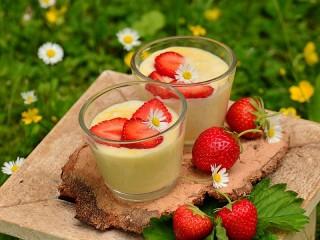 Собирать пазл Yogurt онлайн